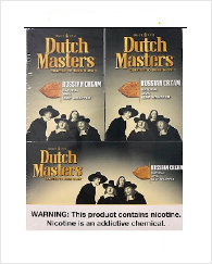 Dutch Masters Russian Cream Cigarillos 60's