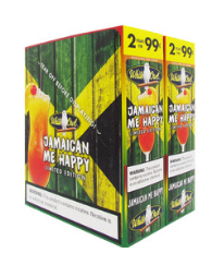 White Owl Jamaican Me Happy Cigarillo 2 for 99 - 60 cigars