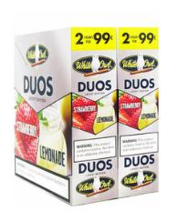 White Owl Strawberry Lemonade Cigarillo 2 for 99 - 60 cigars