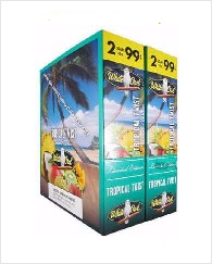 White Owl Tropical Twist Cigarillo 2 for 99 - 60 cigars