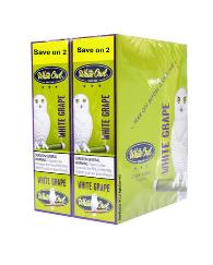 White Owl White Grape Cigarillo 2 for 99 - 60 cigars