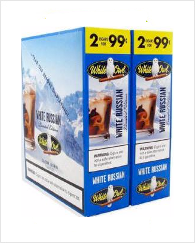 White Owl White Russian Cigarillo 2 for 99 - 60 cigars