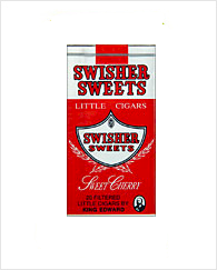 Swisher Sweets Cherry Little Cigar Carton 10/20's