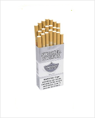 Swisher Sweets Mellow Little Cigar Carton 10/20's