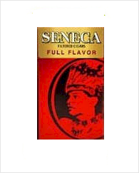 Seneca Full Flavor Filtered Cigar carton 10/20's