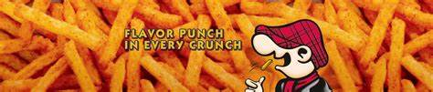 Andy Capp's Hot Fries - Andy Capp's Cheddar Fries - Andy Capp's Ranch Fries