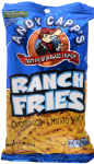 Andy Capp's Ranch Fries 3oz Large Bags