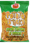 Better Made Sour Cream & Onion Potato Sticks 3.50oz bag