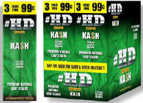 Good Times #HD Kash Cigarillos 90 cigars