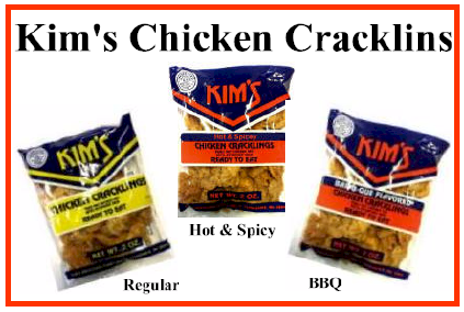 Kim's Chicken Cracklin's