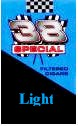 38 Special Light Little Filtered Cigars 10/20's - 200 cigars