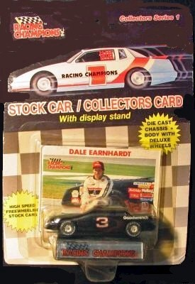 Dale Earnhardt Sr.1989 Racing Champions Series 1 Diecast Car