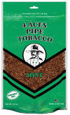 4 Aces Mint Pipe Tobacco 16oz bags