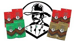 4 Aces Silver Pipe Tobacco 16oz bags