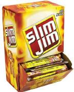Slim Jim Original Meat Sticks 120ct