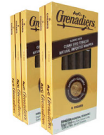 AyC Grenadier Dark Cigars 10/6 pack - 60 cigars