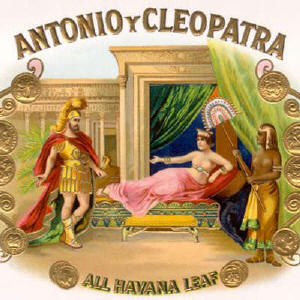 Antonio y Cleopatra Corona Light Cigars - AyC Corona Light Cigars