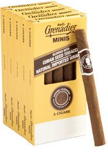 AyC Mini Dark Cigars pack 5/5's - 25 cigars - Antonio y Cleopatra Mini Cigars Dark Cigars