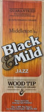 Black & Mild Jazz Wood Tip Cigars - Black and Mild Jazz Cigars