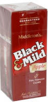 Black & Mild Apple Cigars Uprights 25ct