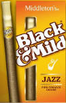 Black & Mild Jazz Cigars Singles 25's