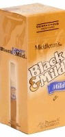 Black & Mild Mild Cigars Uprights 25ct