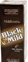 Black & Mild Original Cigars Uprights 25ct