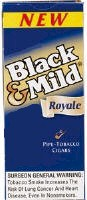 Black & Mild Royale Cigars Uprights 25ct