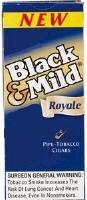 Black & Mild Royale Cigars Uprights 25ct