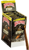 Backwoods Dark Stout Aromatic Cigars pack 5/8's