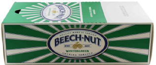 Beechnut Wintergreen Chewing Tobacco 12ct Box