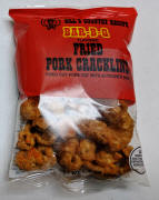 Bill's BBQ Pork Cracklin