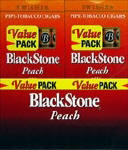 Blackstone Peach Tip Cigarillo Cigars Value pack 100 cigars