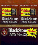 Blackstone Vanilla Tip Cigarillo Cigars Value pack 100 cigars