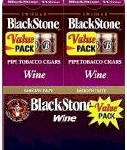 Blackstone Wine Tip Cigarillo Cigars Value pack 100 cigars