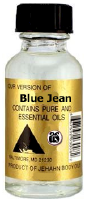Blue Jean Body Oil