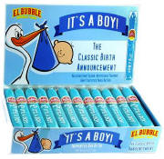 """It's a Boy"" Bubble Gum Cigars 36ct"