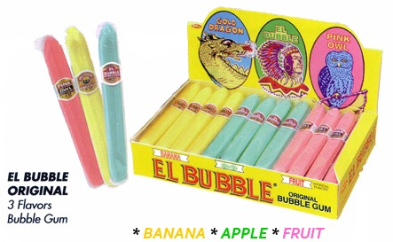 Bubble Gum Cigars 36ct