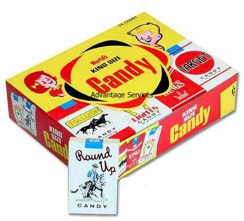 Candy Cigarettes 24ct Box - $5.85