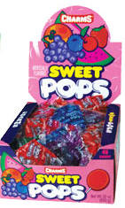 Charms Sweet Blow Pop 48ct