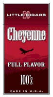 Cheyenne Full Flavor Filtered Cigar carton 200 cigars