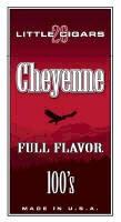 Cheyenne Full Flavor Filtered Cigar carton 200 cigars