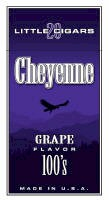 Cheyenne Grape Filtered Cigar carton 200 cigars