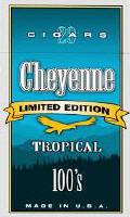Cheyenne Tropical Filtered Cigar carton 200 cigars
