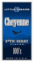 Cheyenne Xotic Berry Filtered Cigar carton 200 cigars