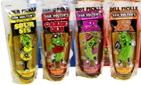 Van Holten Pickles Big Papa Sour Sis Hot Mama Garlic Gus