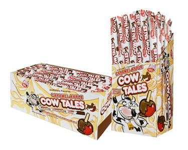 Cow Tales Carmel Apple 36 Sticks