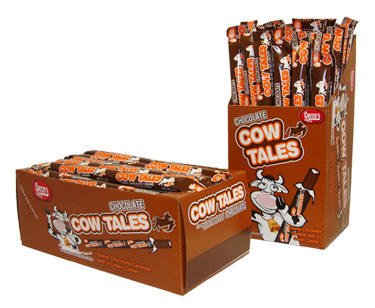 Cow Tales Chocolate 36ct Sticks