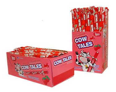 Cow Tales  Strawberry 36 sticks