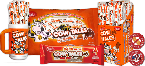 Cow Tales Strawberry 36ct Sticks